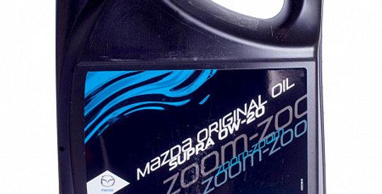 Масло моторное Mazda original supra  0w20  5л