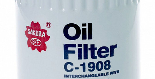 C1908 SAKURA Масляный фильтр