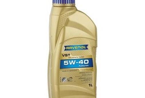 Моторное масло Ravenol VST 5w40 1л.