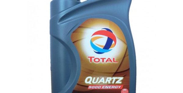 Масло моторное Total Quartz 9000  ENERGY 0w40 1л.