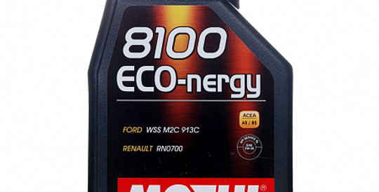 Моторное масло MOTUL 8100 Eco-nergy 5w30 1л