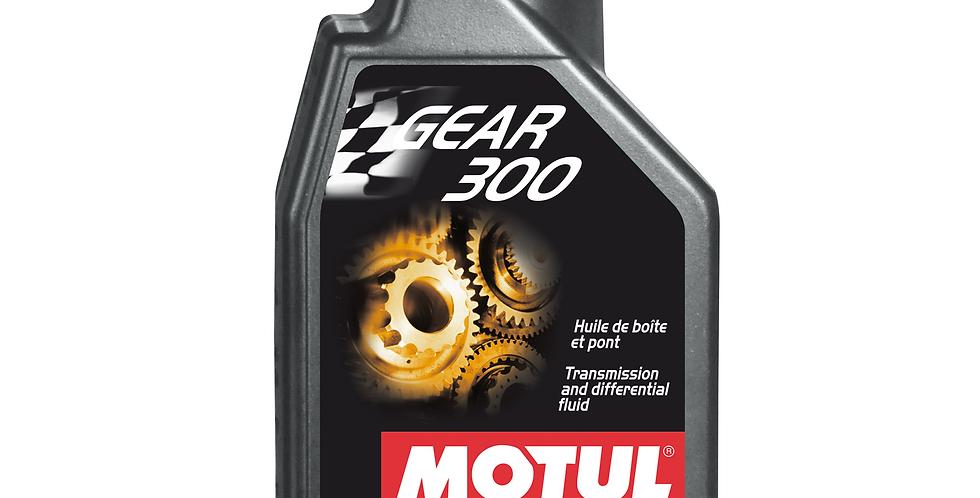 Масло трансмиссионное универсальное MOTUL 300 Gear GL-4/5 75w90 1л