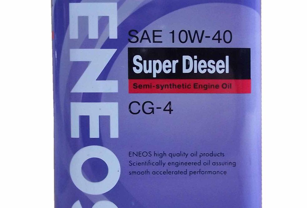 Моторное масло Eneos Super Diesel 10W40 0.94л ж/б