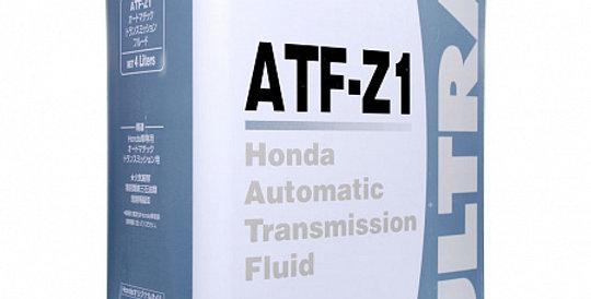 Масло автоматической коробки передач HONDA ATF Z-1 4л