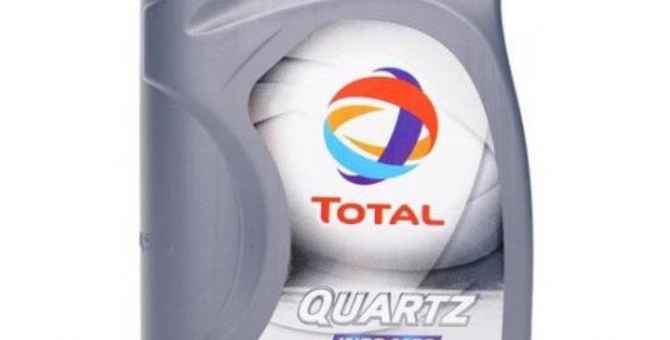 Масло моторное Total Quartz INEO MC3 5W30 1л.