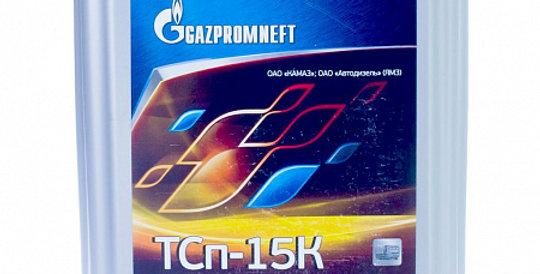 Масло осевого редуктора GAZPROMNEFT ТСП-15к 10л