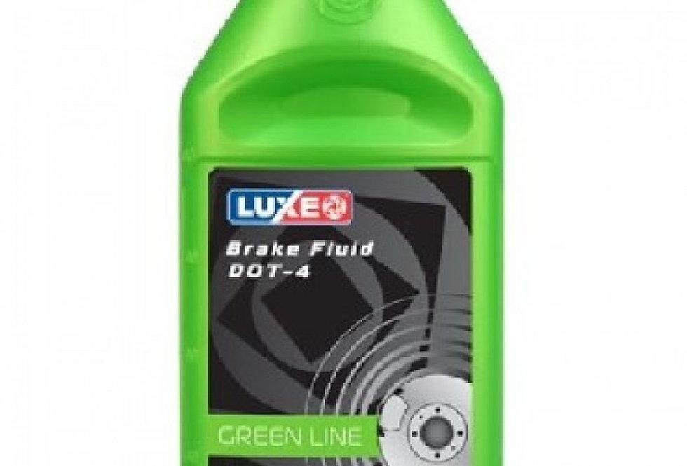 Тормозная жидкость Luxe Дот 4 0,91кг