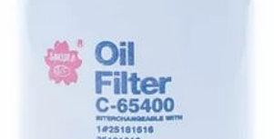 C65400 SAKURA Масляный фильтр