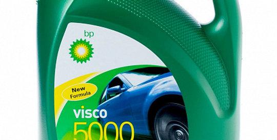 Моторное масло BP Visco 5000 5w30 4л