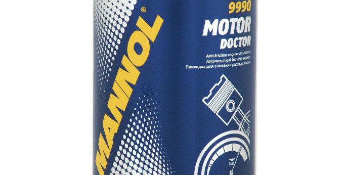 Присадка антидымная в масляную систему Mannol Motor-Doctor 350 мл