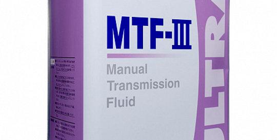 Масло ступенчатой коробки передач HONDA MTF-III 4л