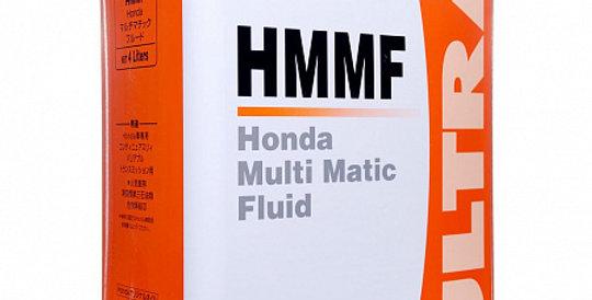 Масло автоматической коробки передач HONDA HMMF 4л