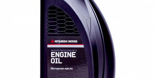 Моторное масло MITSUBISHI Motor Oil 5w30 1л