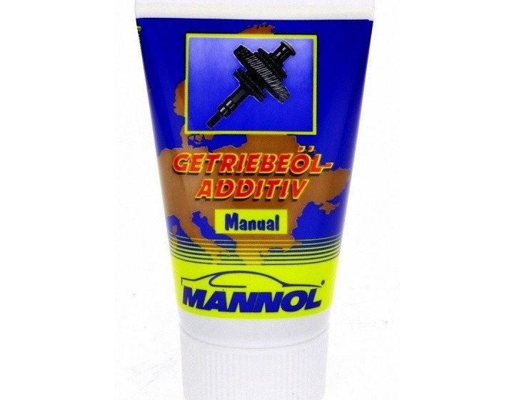 Присадка для механических КПП с MoS2 Mannol 20 мл