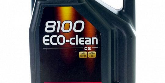 Моторное масло MOTUL 8100 Eco Clean 0w30 5л