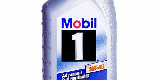 Моторное масло MOBIL 1 FS X1 5w40 1л