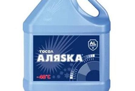 Тосол Аляска -40 30кг
