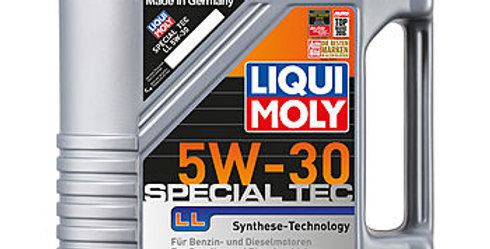 Масло моторное Liqui Moly Special Tec LL 5w30 4л.