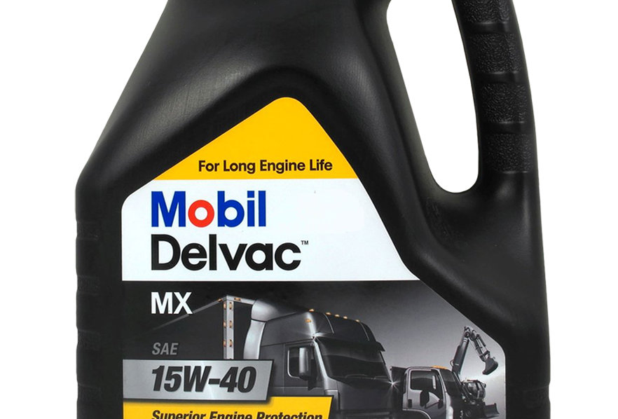 Моторное масло MOBIL Delvac MX 15w40 4л