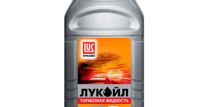 Тормозная жидкость Лукойл Дот 4 0,455кг.