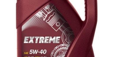 Масло моторное Mannol Extreme 5w40  4л.