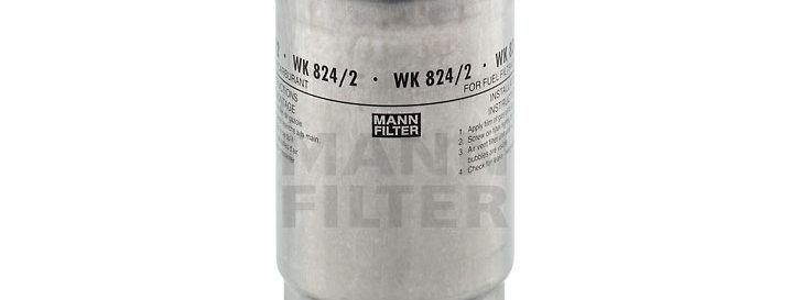 Фильтр топливный MANN FILTER WK 824/2