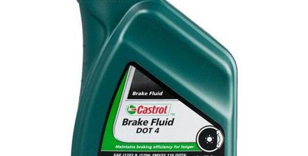 Тормозная жидкость CASTROL Brake Fluid DOT-4 0.5л