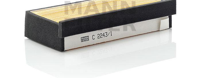 C2243/1 MANN-FILTER Воздушный фильтр