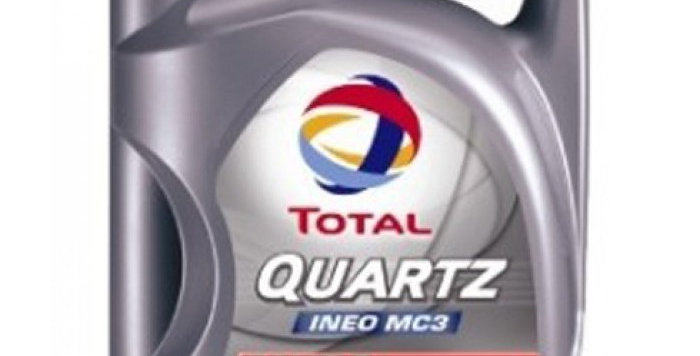 Масло моторное Total Quartz INEO MC3 5W30 4л.