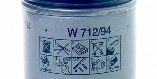 W712/94 MANN-FILTER Масляный фильтр