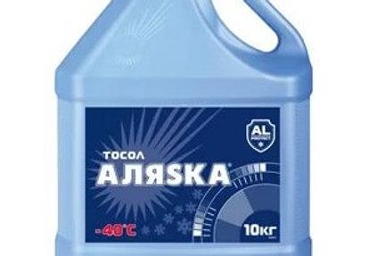 Тосол Аляска -40 10кг