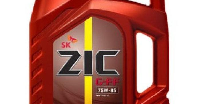 Масло ступенчатой коробки передач ZIC G-FF GL-4 75W85 synthetic 4л