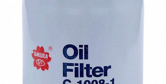 C1008-1 SAKURA Масляный фильтр