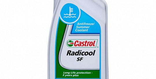 Антифриз-концентрат СASTROL Radicool SF 1л