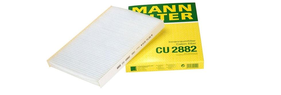 Фильтр салонный MANN FILTER CU2882