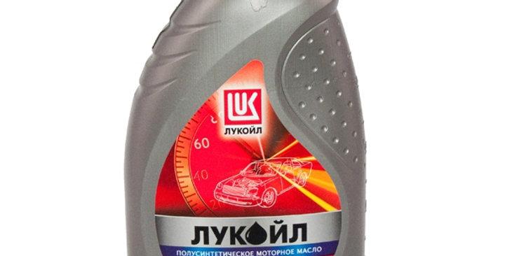 Масло моторное Лукойл Супер п/синт. 10w40 1л