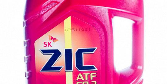 Масло автоматической коробки передач ZIC ATF SP-3 4л
