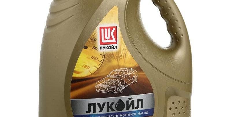 Масло моторное Лукойл Люкс  п/с 5w40 5л.