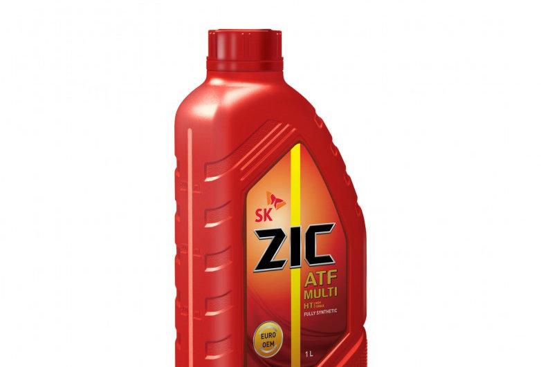 Трансмиссионное масло ZIC Multi HT 1л.