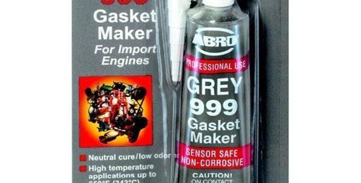 герметик прокладок RTV999 ABRO серый 85г