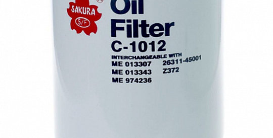 C1012 SAKURA Масляный фильтр