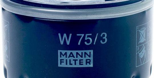 W75/3 MANN-FILTER Масляный фильтр