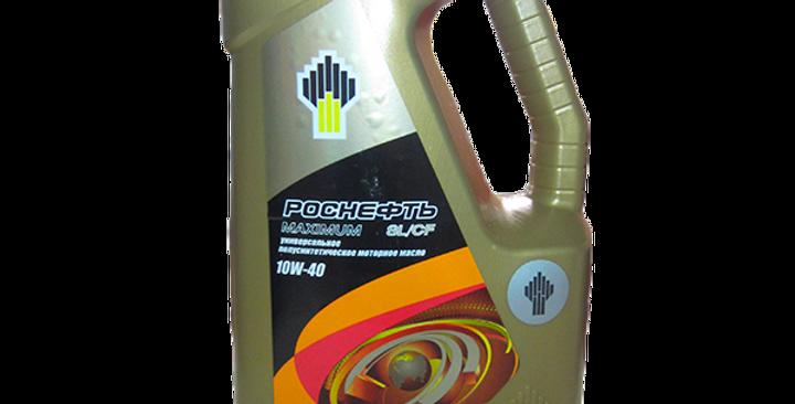 Масло моторное Роснефть Maximum 10w40 4л.