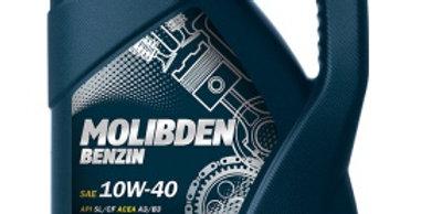 Масло моторное Mannol Molibden Benzin 10w40  4л.