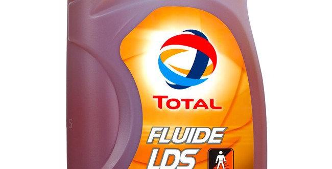 Жидкость гидравлическая cинт. TOTAL FLUIDE LDS 1л
