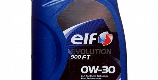 Моторное масло ELF Evolution 900 FT 0w30 1л
