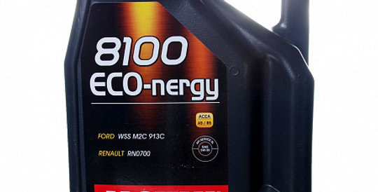 Моторное масло MOTUL 8100 Eco-nergy 5w30 5л
