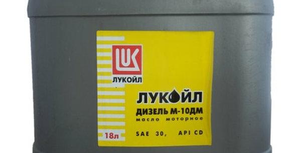 Масло моторное Лукойл дизель М-10ДМ 18л.