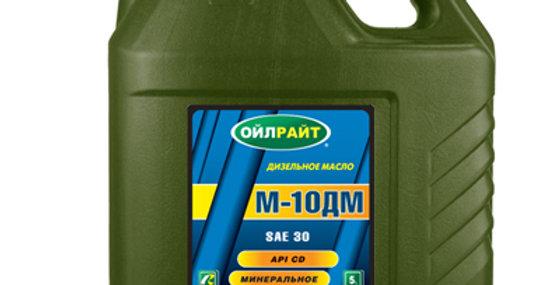 Масло моторное ОйлРайт М10ДМ 10л