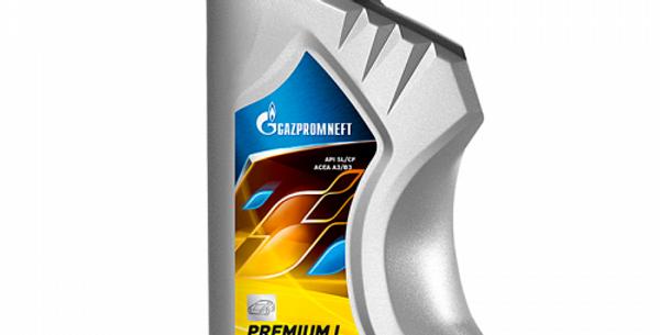 Масло моторное Газпромнефть premium L 5w30 1л.